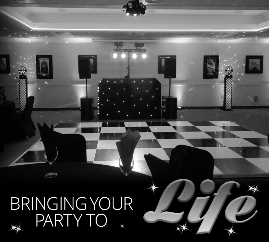 Bringing Your Life to Party
